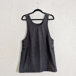 Cenza Overall-Style Dress / S